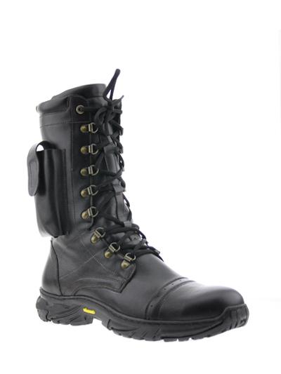Модель Военные ботинки 01-1