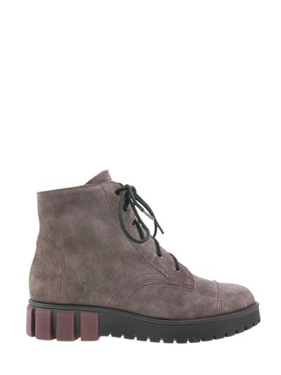 Сиреневые ботиночки 07-73