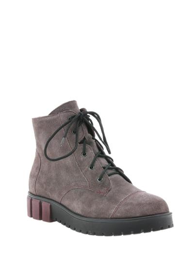 Новинки магазина Башмачок модель Сиреневые ботиночки 07-73