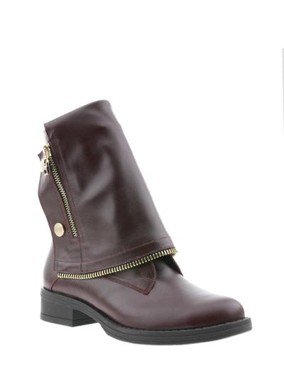 Модель Демисезонные ботиночки 07-100