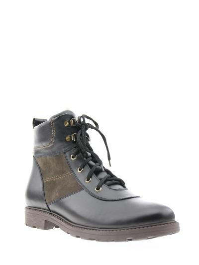 Модель Мужские ботинки 02-11