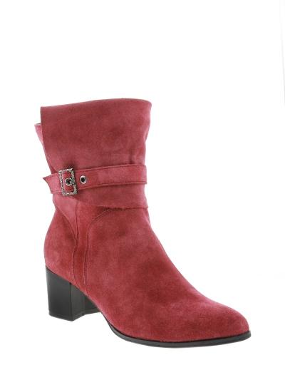 Новинки магазина Башмачок модель Розовые ботиночки 07-49