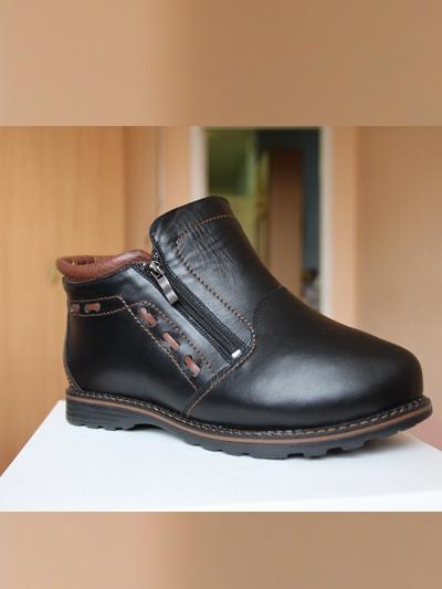 Мужские ботинки на заказ