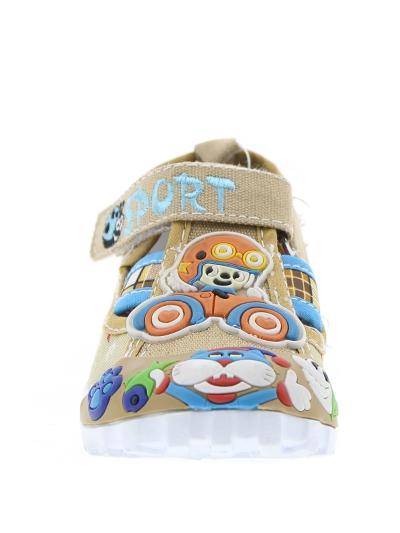 Обувь детская сезон Лето Кеды МИФЕР 12022-077