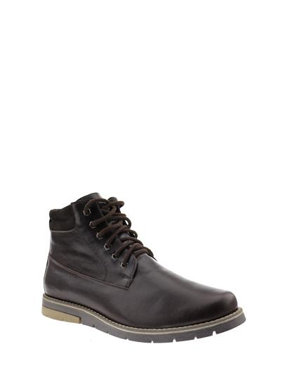 Модель Мужские ботинки 02-21 ч