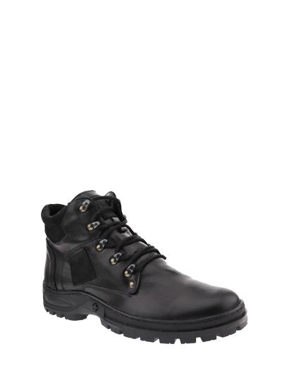 Модель Мужские ботинки 02-37ч