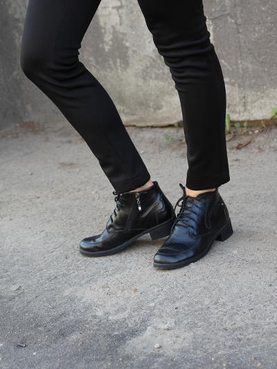 Обувь женская сезон Весна-Осень Ботинки 07-64