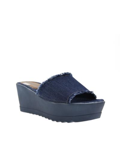 Обувь женская сезон Лето Сабо EIFFELLO 1189