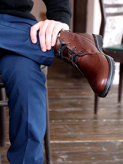 Обувь мужская сезон Зима 02--3