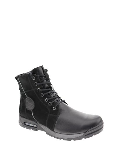 Модель Мужские ботинки 02-28-1ч