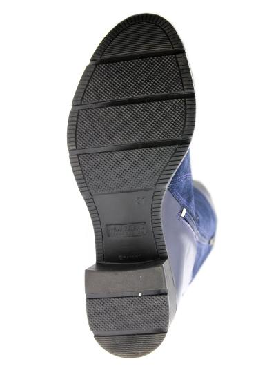 Синие сапожки 08-16