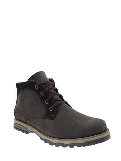 Модель Мужские ботинки 02-29-1 ч