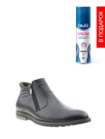 Модель Весенние ботинки 02-13