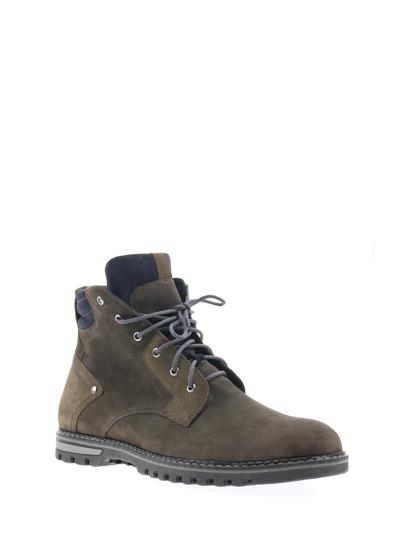 Модель Мужские ботинки 02-6