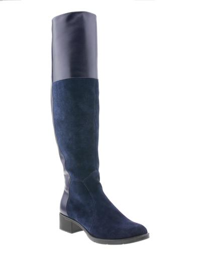 Модель Синие сапожки 08-16